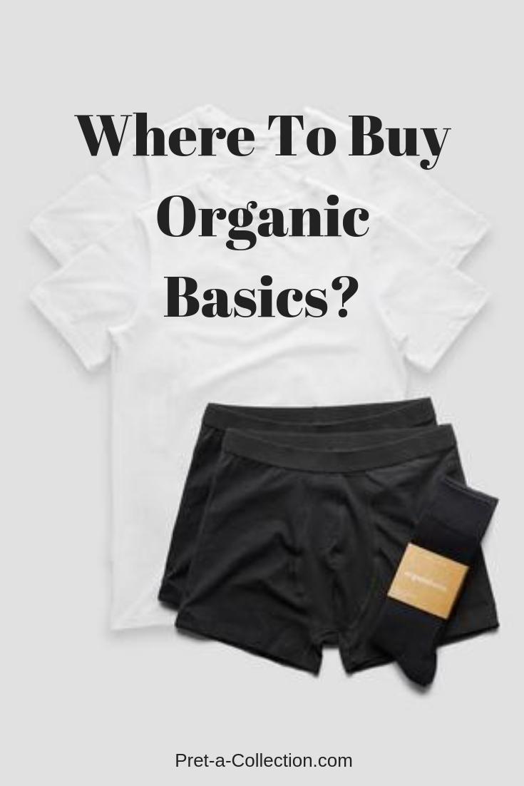 Sustainable Brand - Organic Basics