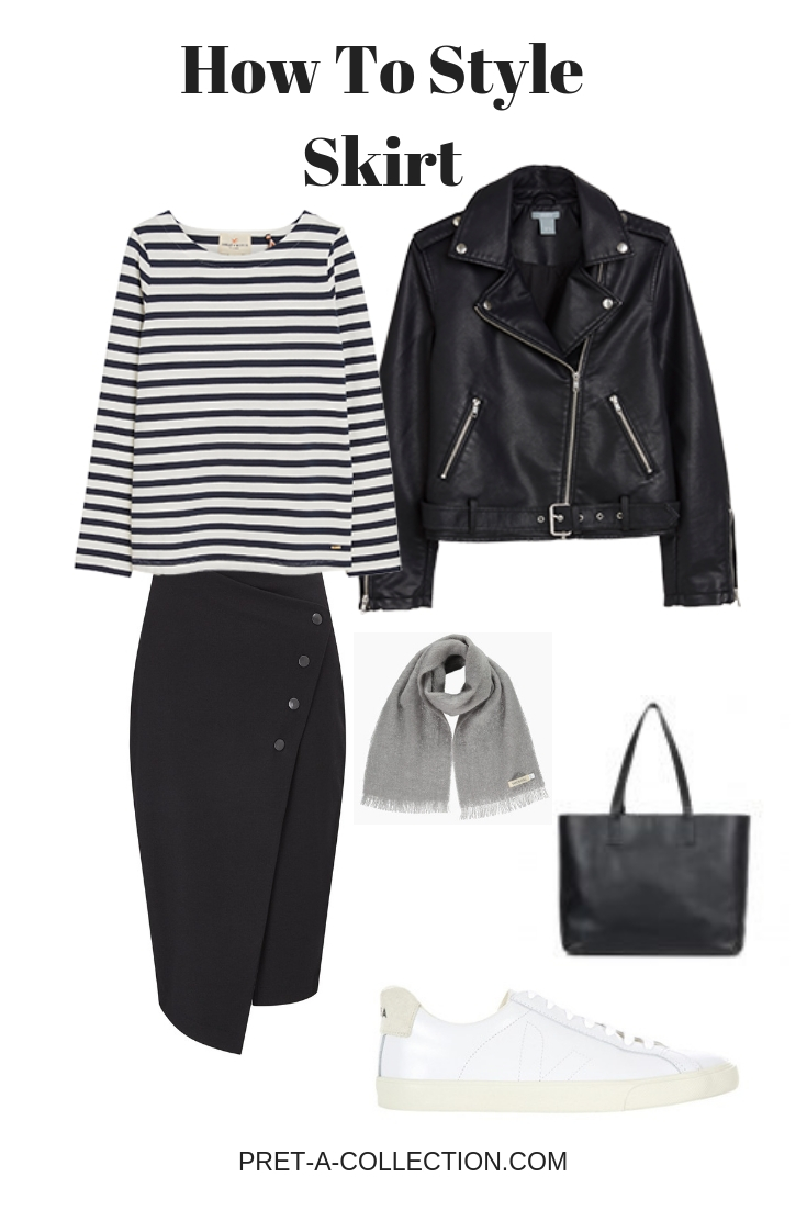 How to style skirt