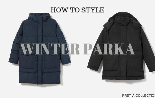 How to style: Winter Parka