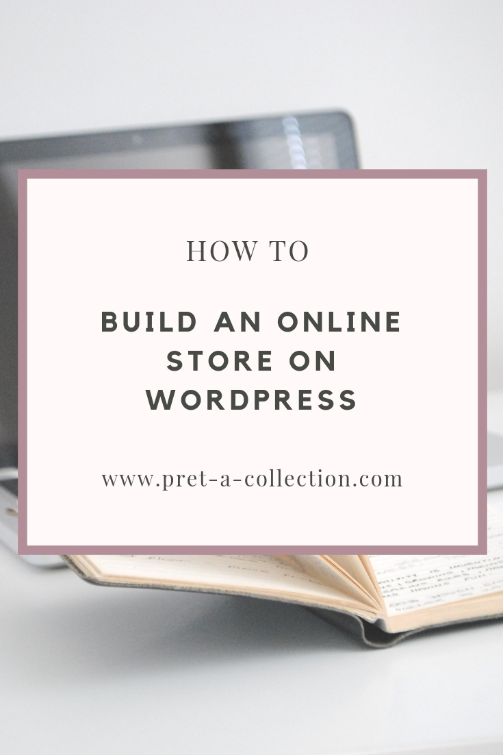 How to build an online store on WordPress