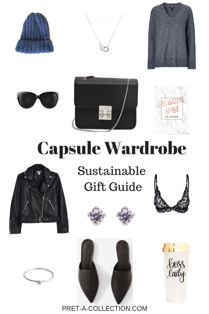 Capsule Wardrobe Christmas gift guide