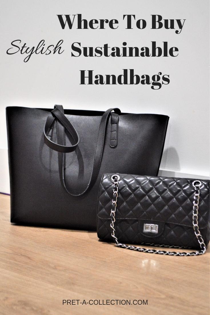 Capsule wardrobe - Bags