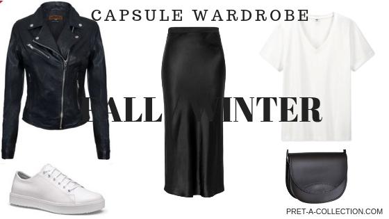 Capsule Wardrobe Fall Winter
